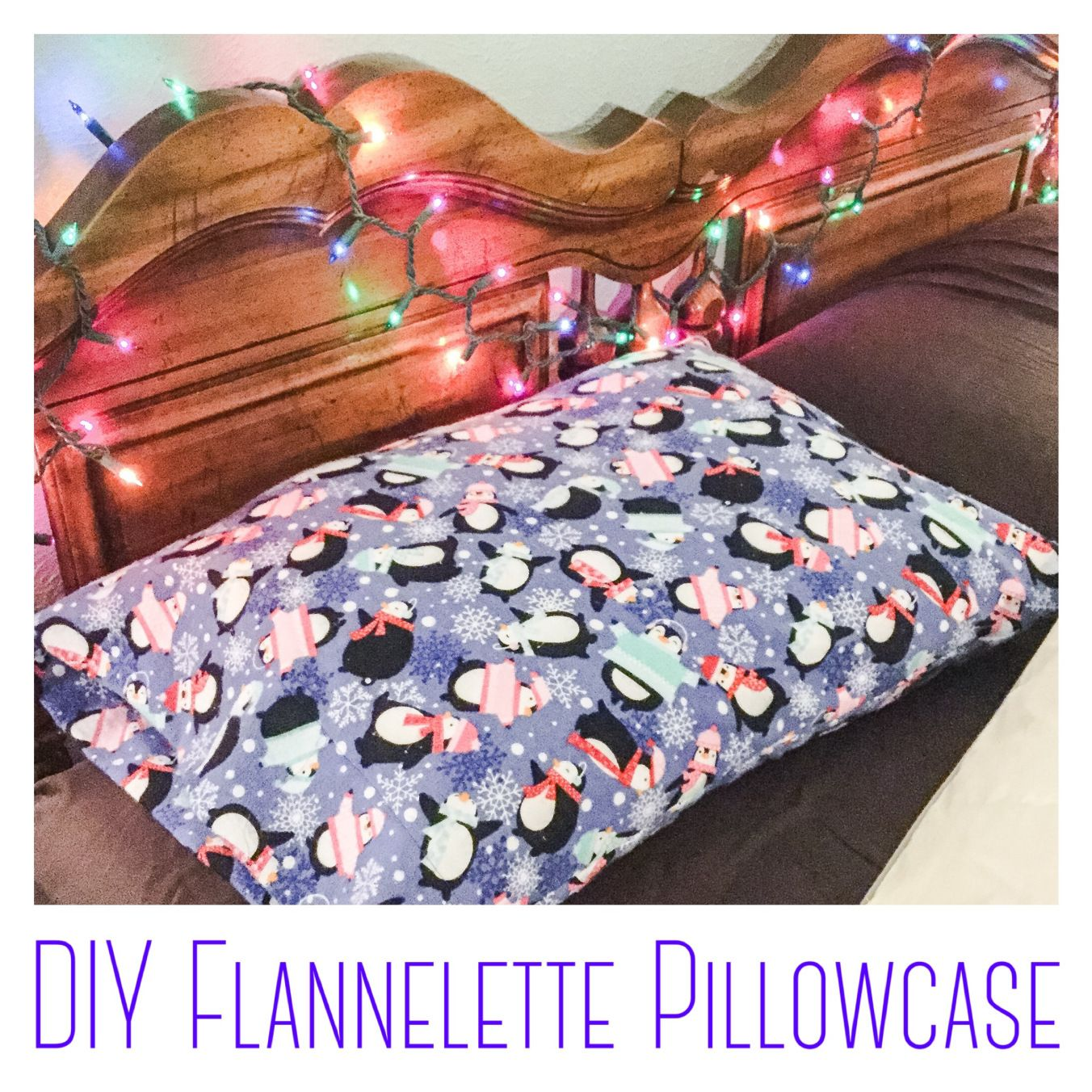 Here is the first of a few easy do it yourself christmas gifts i here is the first of a few easy do it yourself christmas gifts i have been making for family and friends i loved this warm flannelette pillowcase with solutioingenieria Image collections