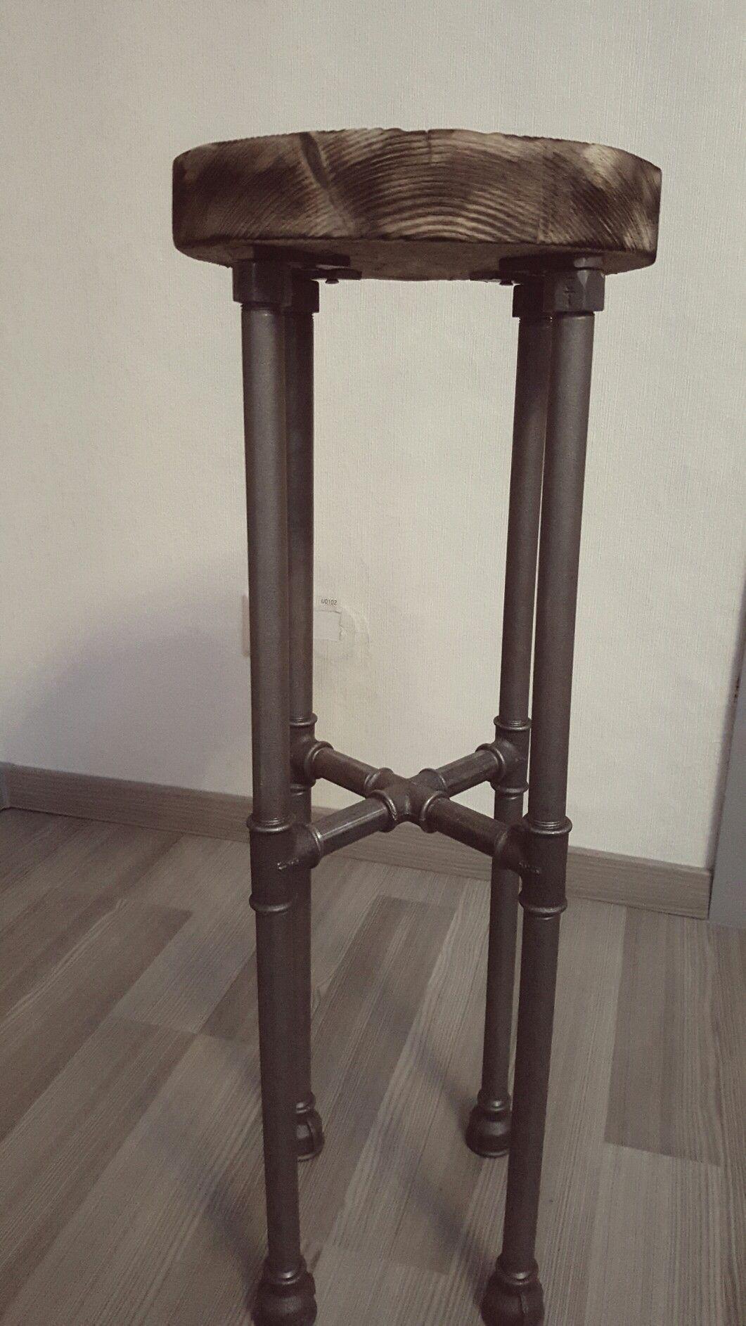 Barhocker Selber Bauen Metall