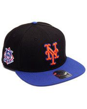 4a7651ab2ddc0 Men - New York Mets Sure Shot Two Tone 47 Captain Snapback Cap ...
