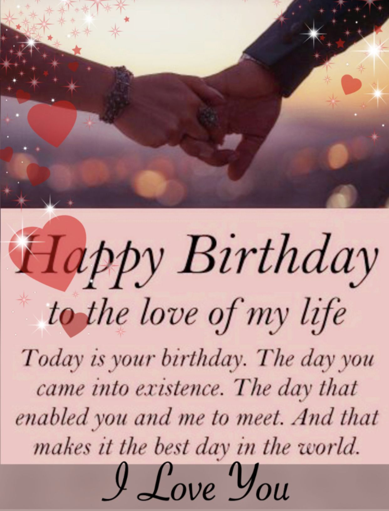 Pin By Space Dreamer On Birthday Happy Birthday Husband Quotes Birthday Wishes For Love Birthday Message For Wife