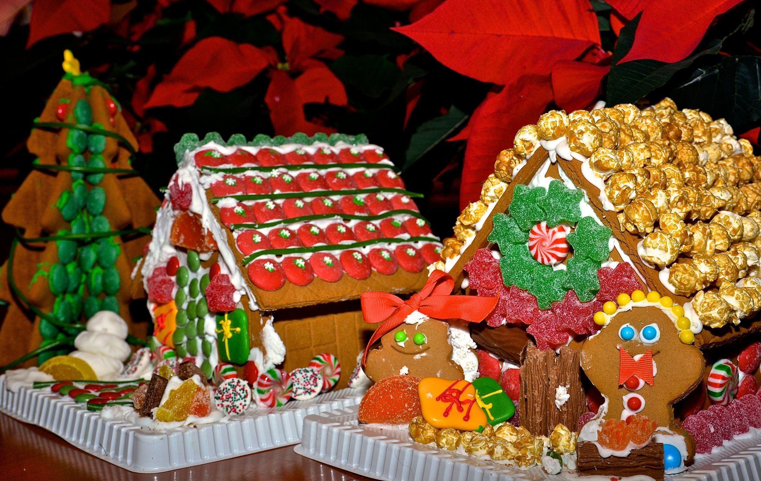Gingerbreads 2012