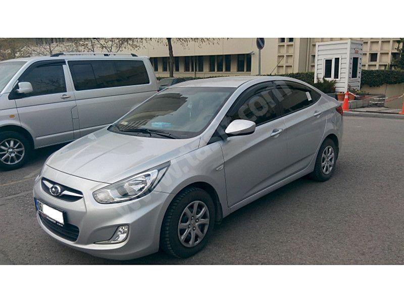 Hyundai Accent Blue 16 CRDI Mode sahibinden ilk el hatasz 23000