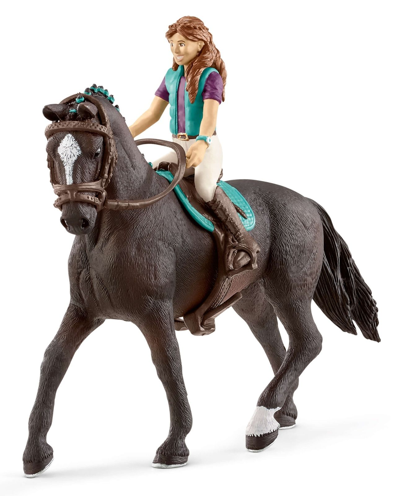 Schleich Horse Club Lisa Storm 37 50 At Mighty Ape Schleich Horses Schleich Horses Stable