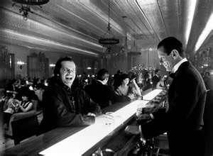 The Shining by Stanley Kubrick -  Some places are like people: some shine and some don't.