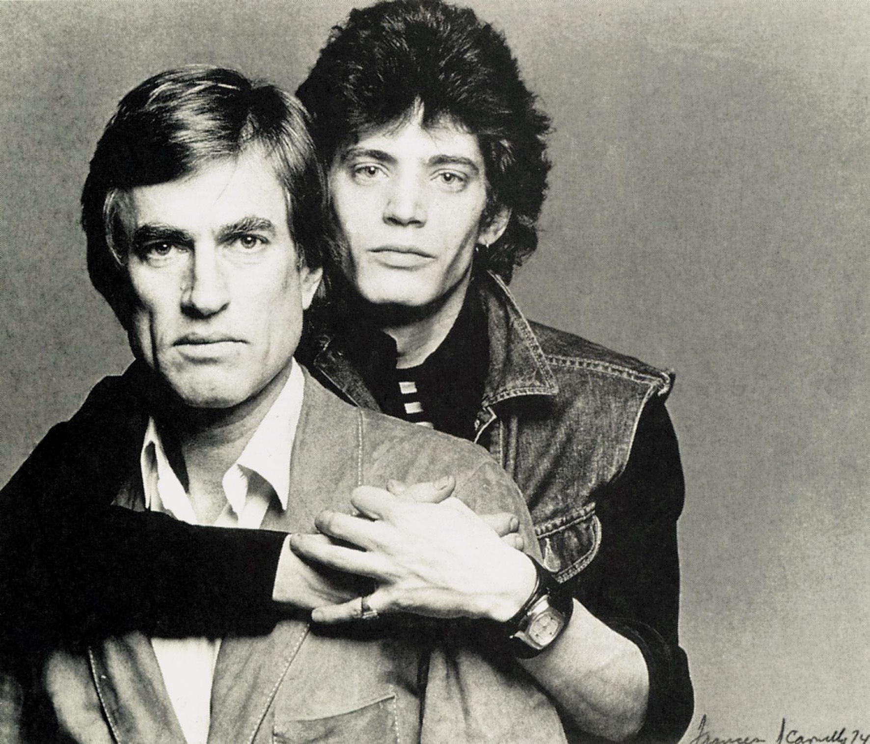 Robert Mapplethorpe & Sam Wagstaff