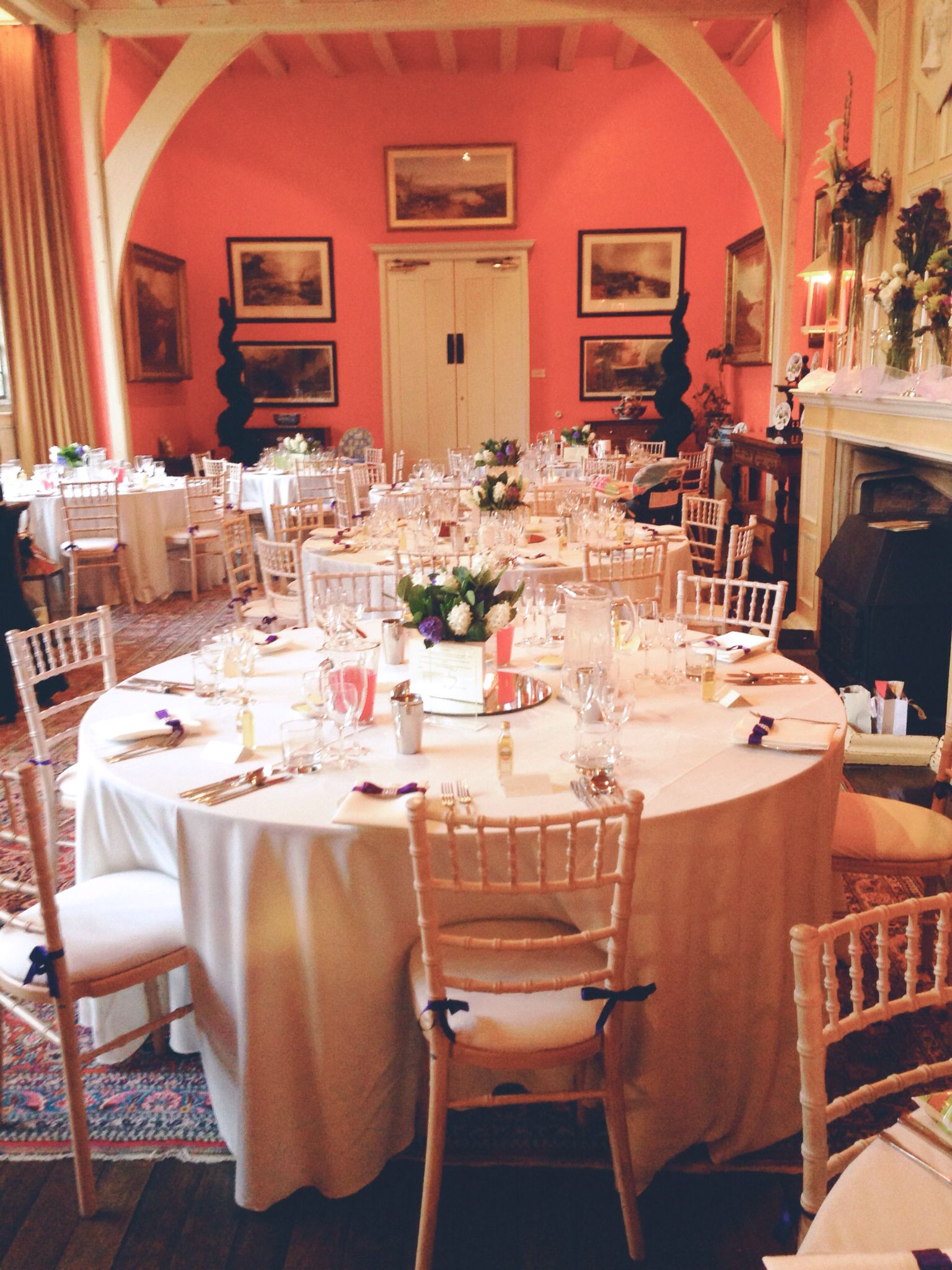 Reception Decor At Belle Isle Find This Pin And More On Northern Ireland Wedding Venues