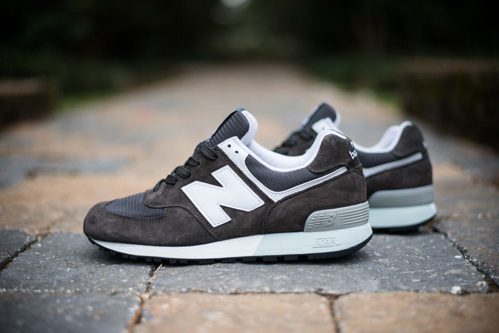 new concept 6e03c fccaf New Balance 576 Charcoal | Kicks | New balance, Casual shoes ...
