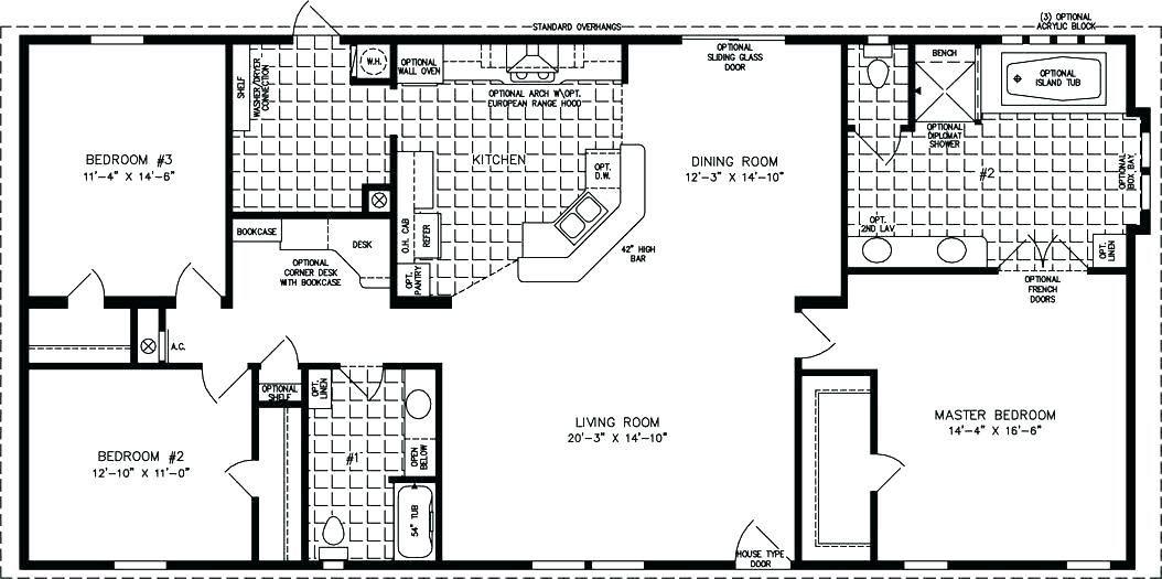1400 Sq Ft House Plans Unique 1500 Sq Ft Ranch House Plans  Internationalgeneticalliance Collection  House Plans