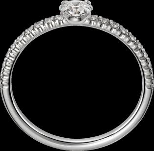 Etincelle De Cartier Ring Platinum Diamonds Bridal In 2018