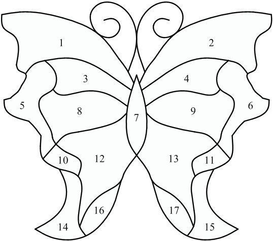 Free Mosaic Patterns To Print Fish Fish Pattern Number 3 Description From Pinterest Com I Sea Mosaic Patterns Stained Glass Butterfly Free Mosaic Patterns