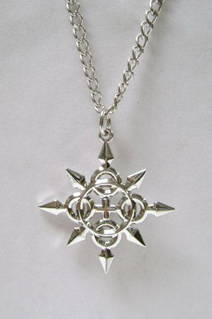 Kingdom Hearts Ii Axel Chakram Necklace If You Buy This For Me I