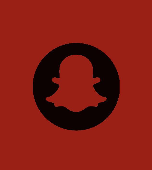 Snapchat Logo Aesthetic