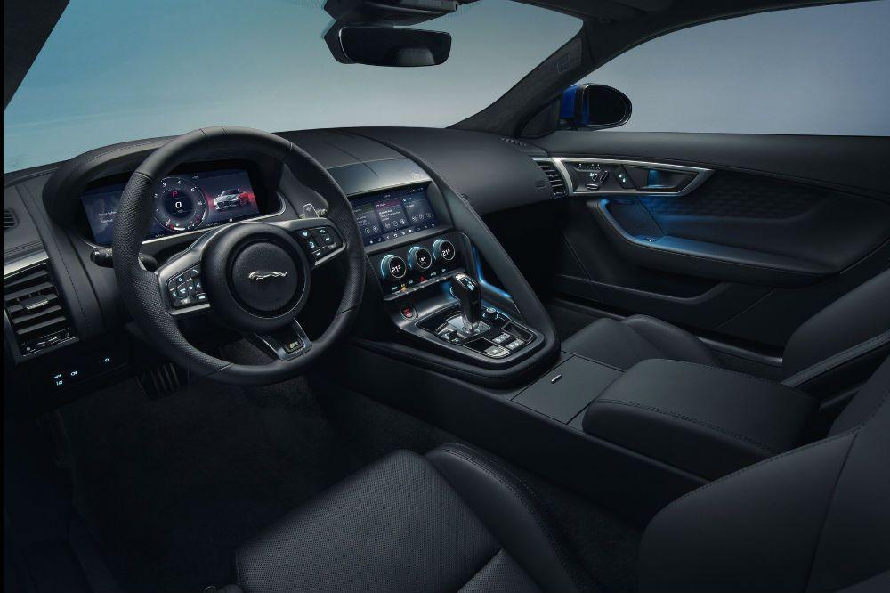 Awesome Jaguar F Type Interior 2020 And Review Di 2020 Teknologi