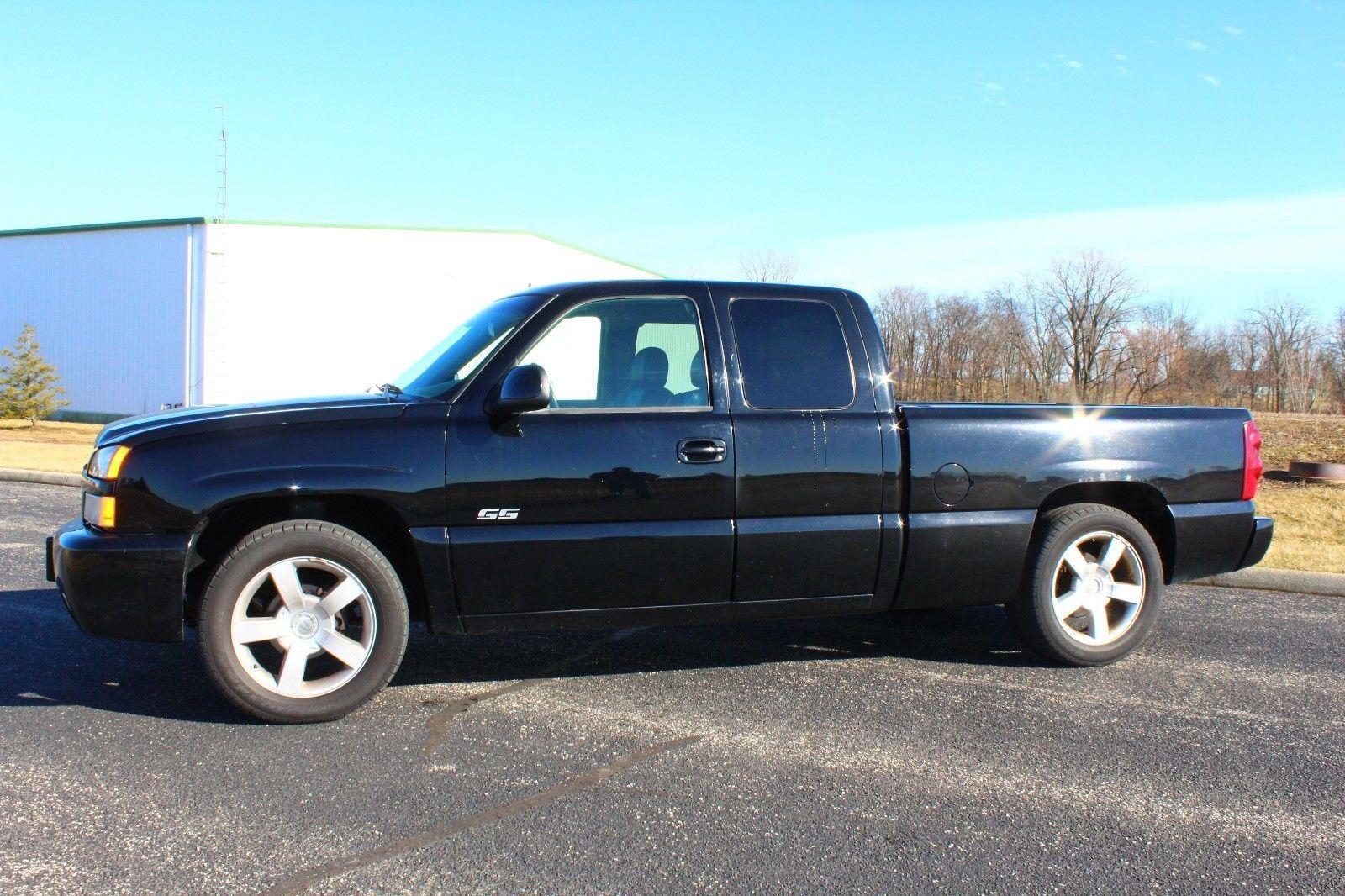 All Chevy chevy 1500 ss : RARE 2003 Chevrolet Silverado 1500 SS | Pickups for sale ...