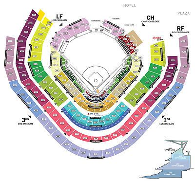 Tickets 2 Opening Day Atlanta Braves Section 316 Row 1 Parking Pass 4