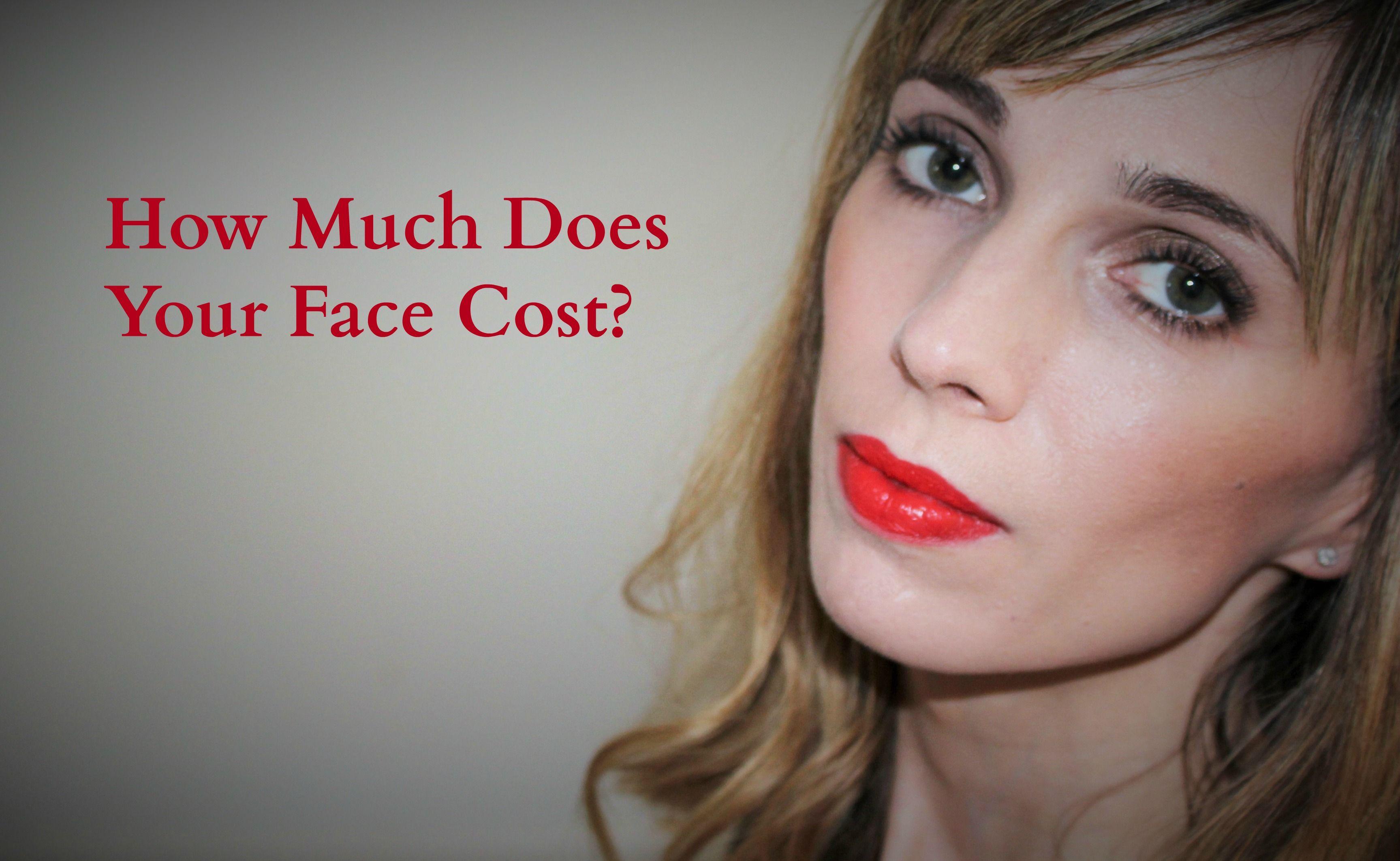 My Most Expensive Face Face, Beautiful makeup, Makeup looks