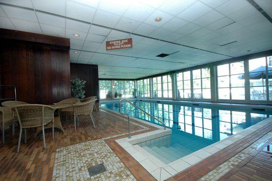 Radisson Blu Lillehammer Hotel Indoor Pool