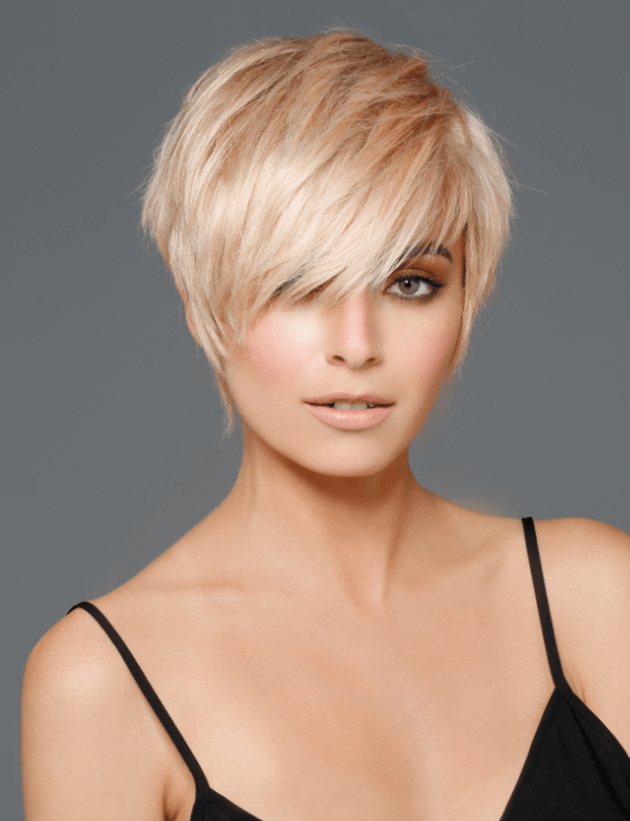 Coupe asymétrique Hair cut en