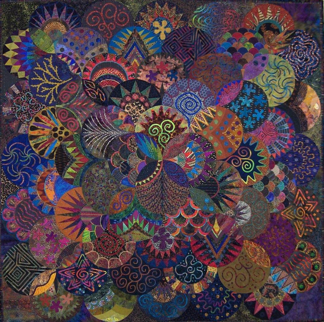 Clam session by karen k stone march 2013 at the
