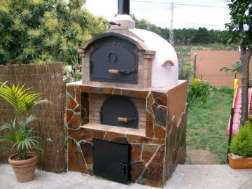 Hornos artesanos de obra hornos artesanos pinterest horno - Disenos de hornos de lena ...