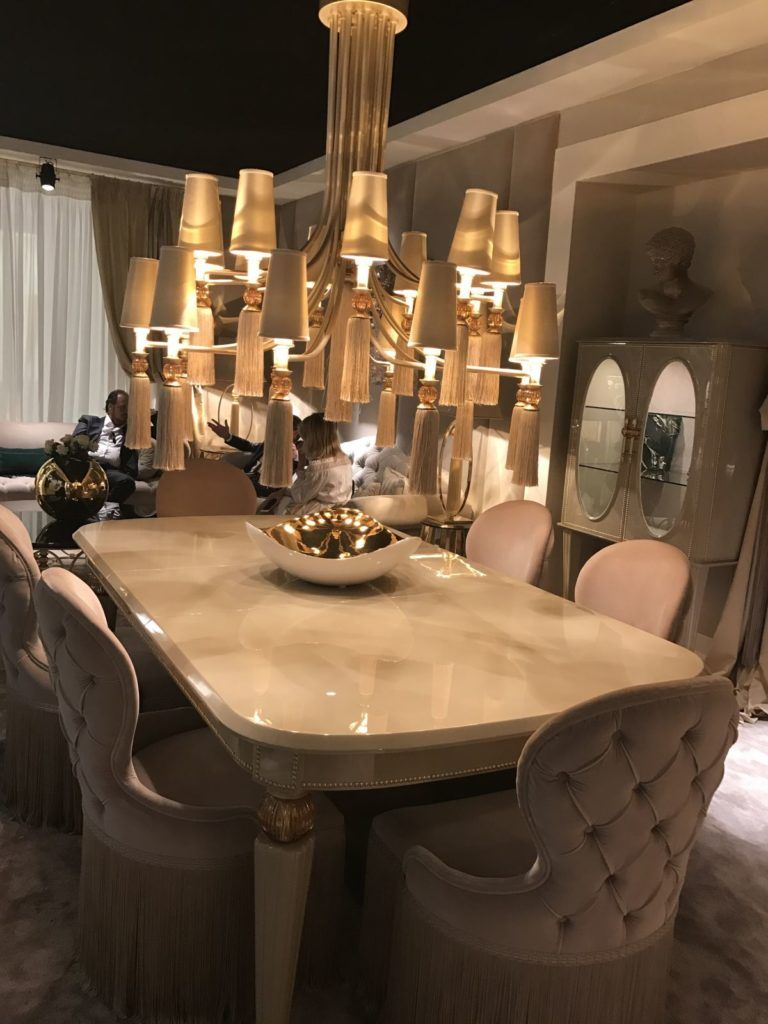 Barockstil Möbel 10 Luxury Dining Rooms With Inspiring Baroque Style Furniture