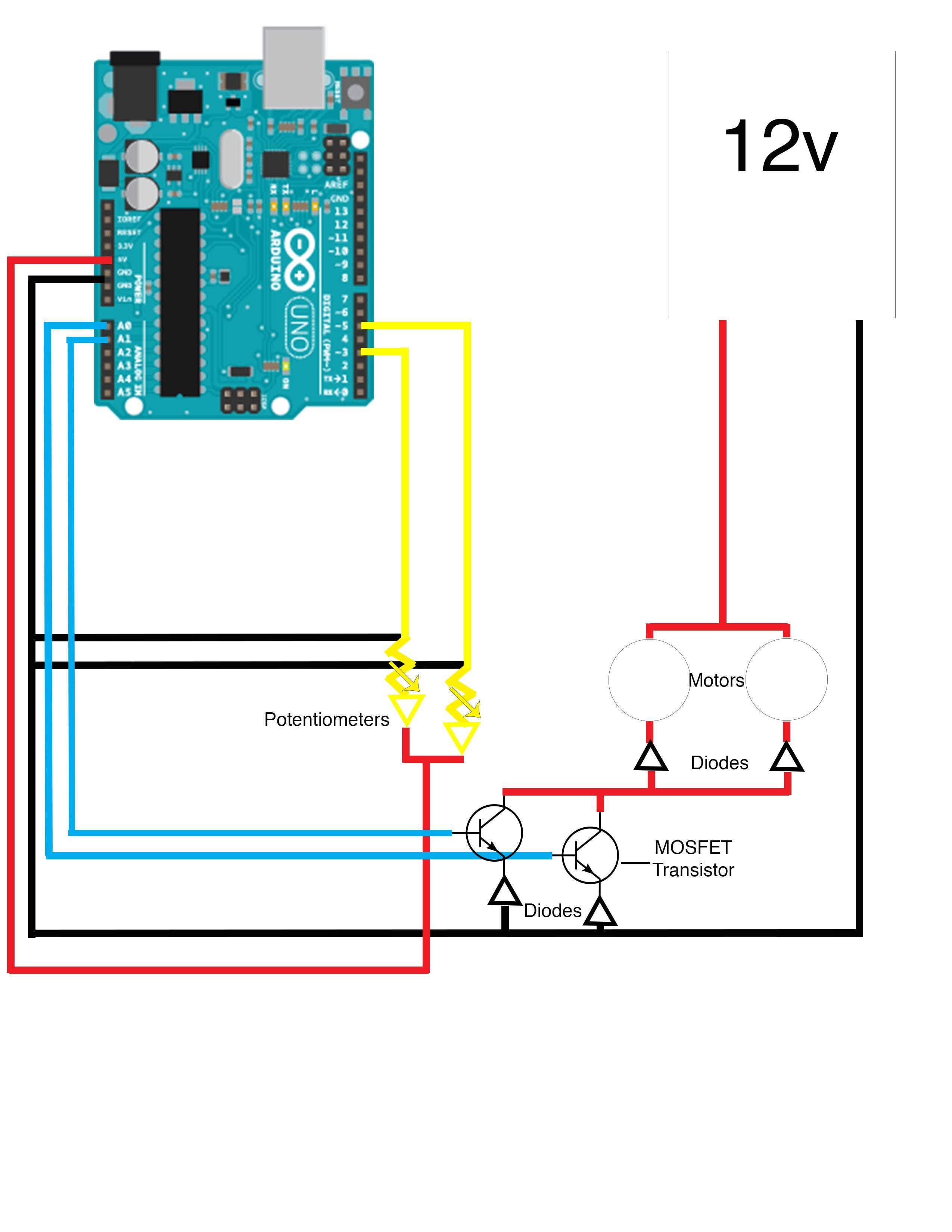 Awesome Wiring Diagram Potentiometer  Diagrams  Digramssample  Diagramimages