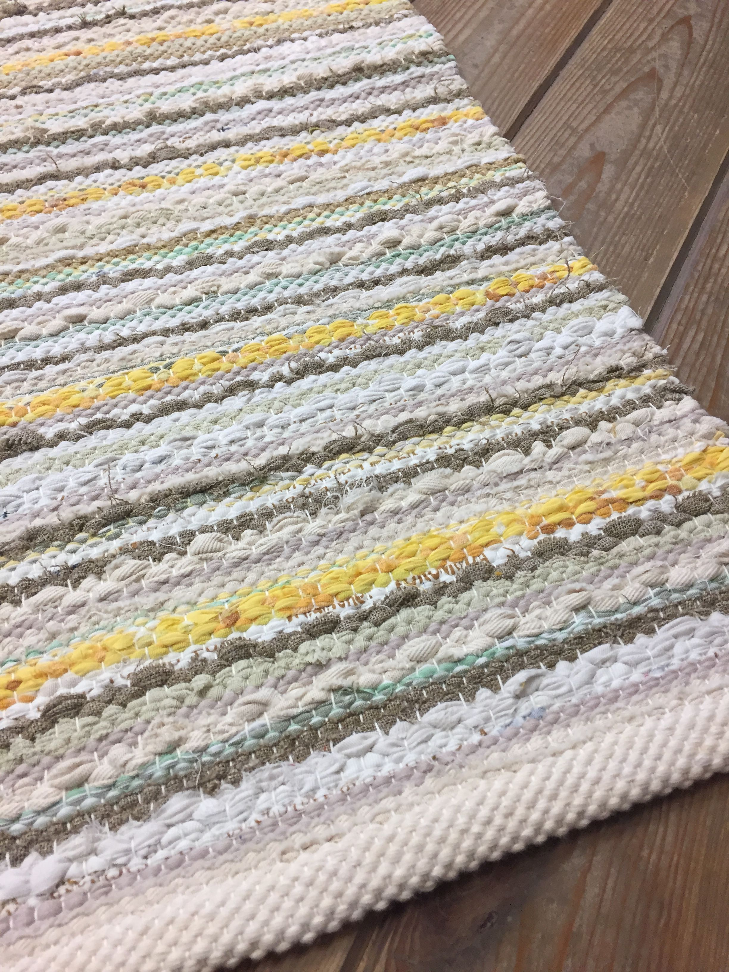 White Grey Yellow Cream Light Green Pastel Rug Runner With Images