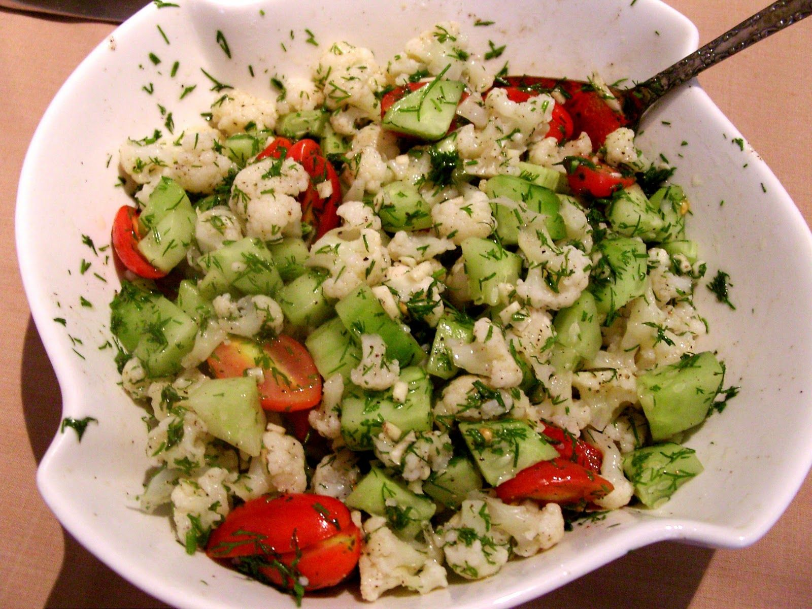 мясу рецепт Легкий салат к