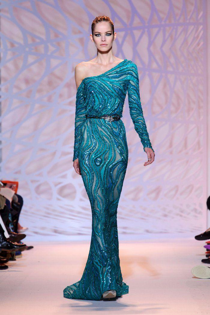 Défilé Zuhair Murad Haute Couture automne-hiver 2014/2015