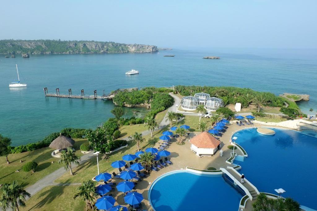 ANA InterContinental Manza Beach Resort (Okinawa Prefecture, Japan)
