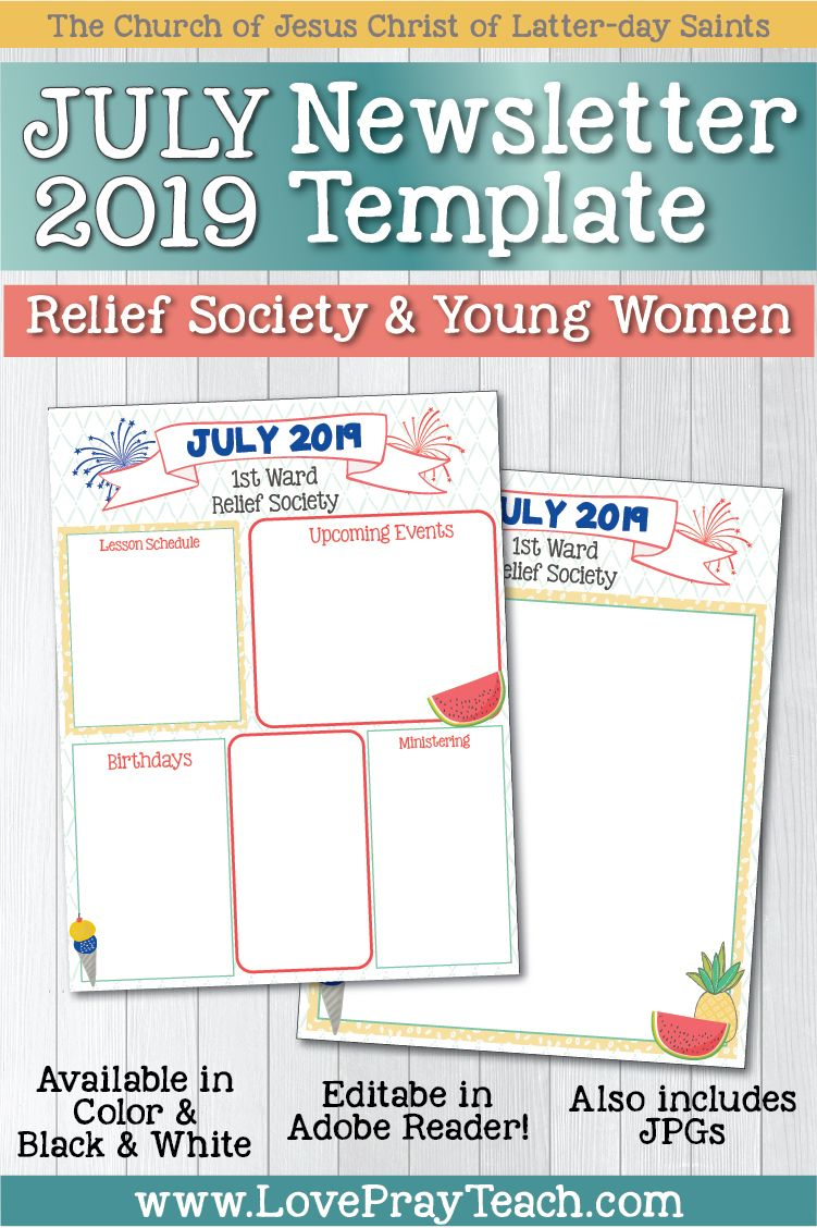 6e6191cf8857b80231363b1877347679  Primary Newsletter Templates Pdf on create your own printable, hr employee, lds relief society, chino california, cover design, february responsive classroom, safety box winter,