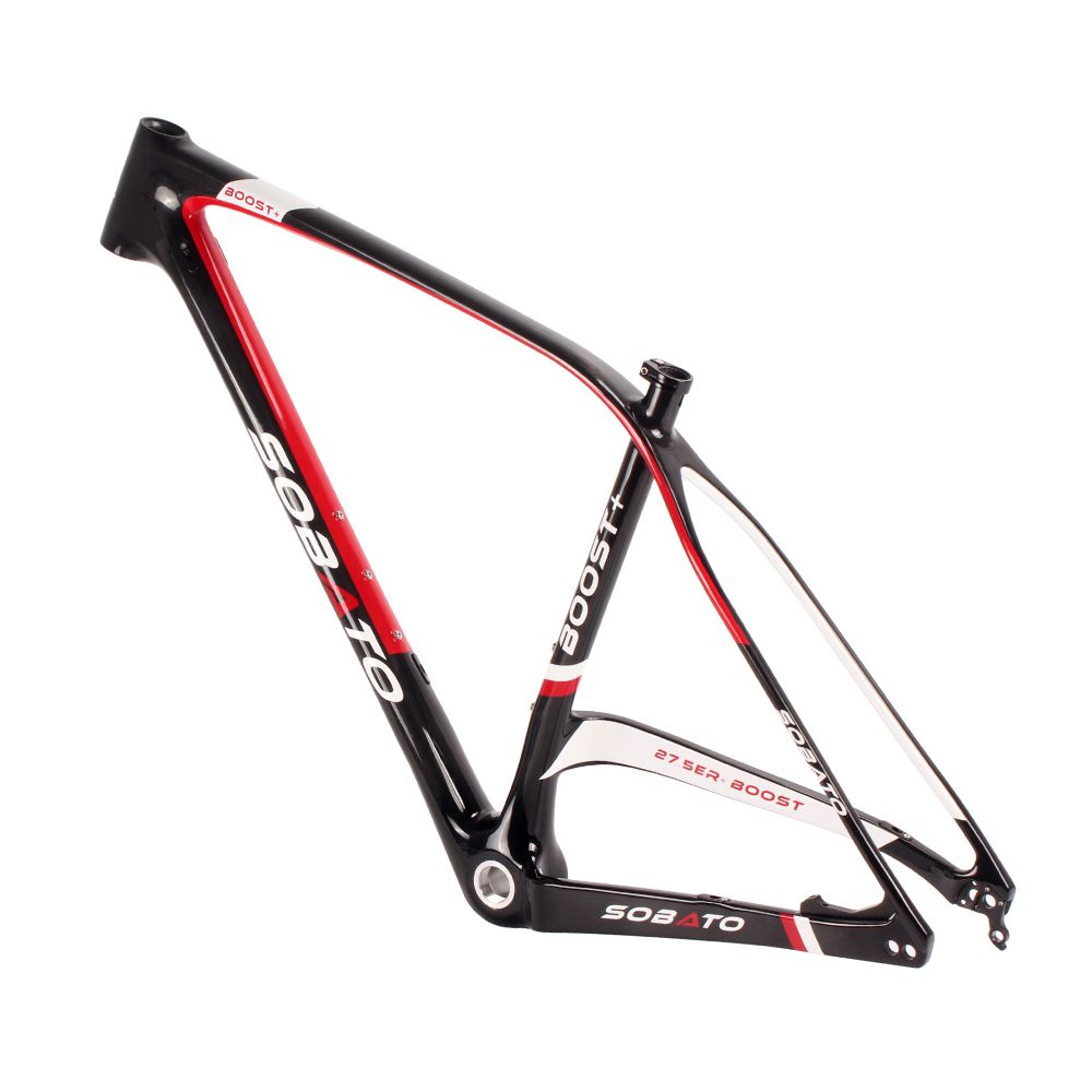 2016 New Model Mtb Carbon Mtb Frame 29 17 Mountain Bikes Frames