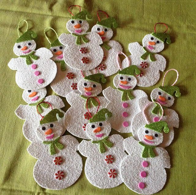 Decorazioni Natalizie Fai Da Te Semplici.Diy Christmas Decorations Decorazioni Natalizie Fai Da Te Per L