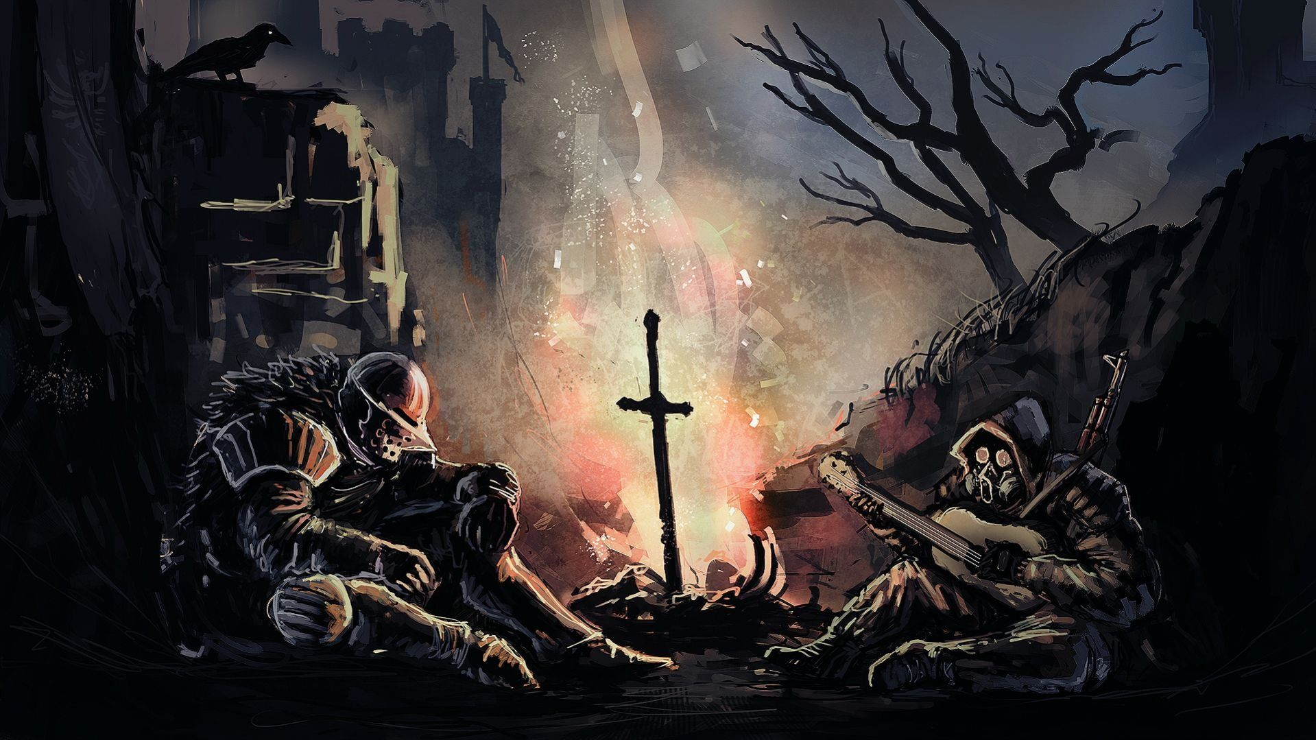 /wg/ Only the best Dark Souls wallpapers Wallpapers