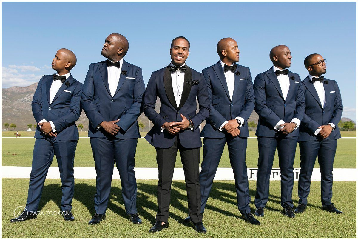 Mens Wedding Suits - Navy Suits for Groom and Groomsmen - African ...