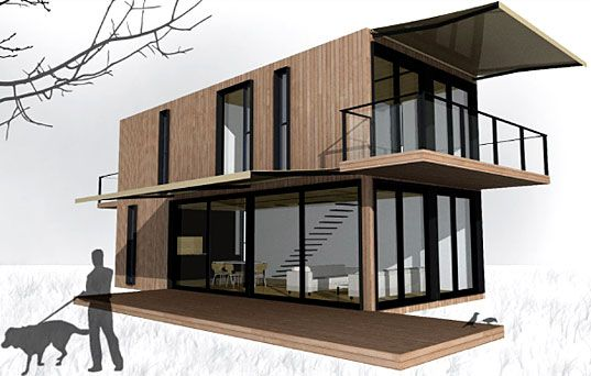 """PREFAB FRIDAY: resPOD from """"Down Under""""   Inhabitat - Sustainable Design Innovation, Eco Architecture, Green Building"""