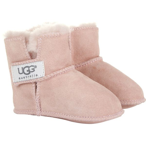 b68bb07a352 UGG® Erin Infant Boots - Baby Pink - XS (0-6 Months) ($61) ❤ liked ...