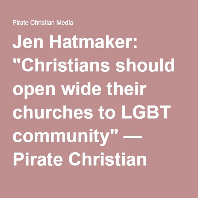 Christian social workers and homosexuality and christianity