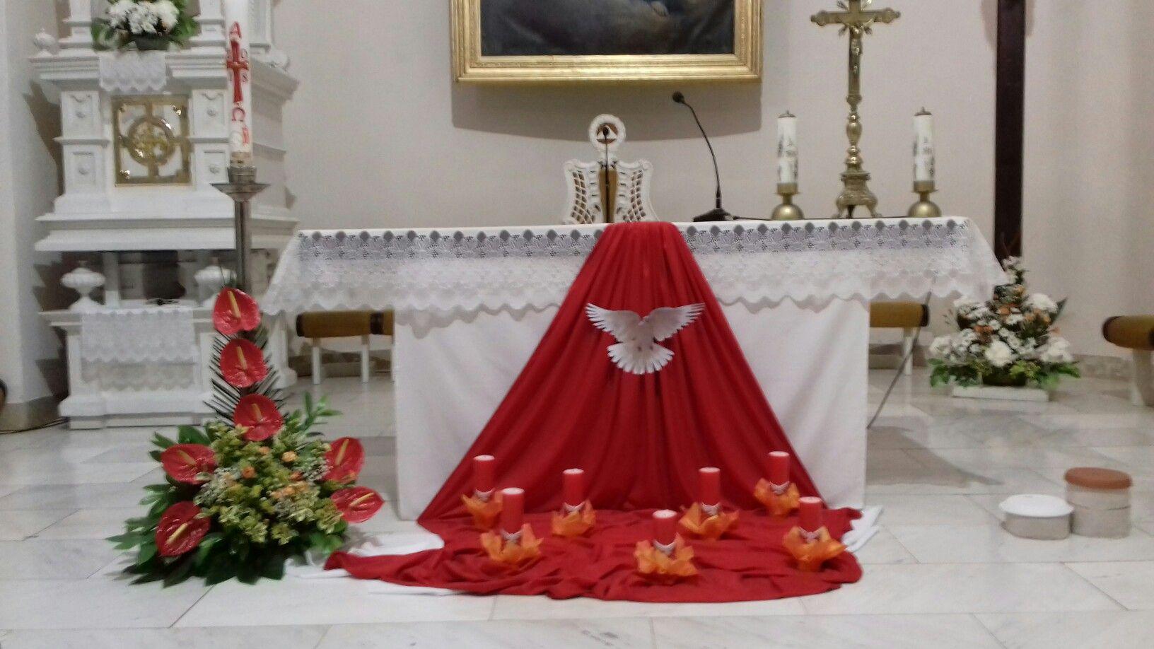 Pin De Natalya Em Konfirmaciya Decoracoes Do Altar Da Igreja