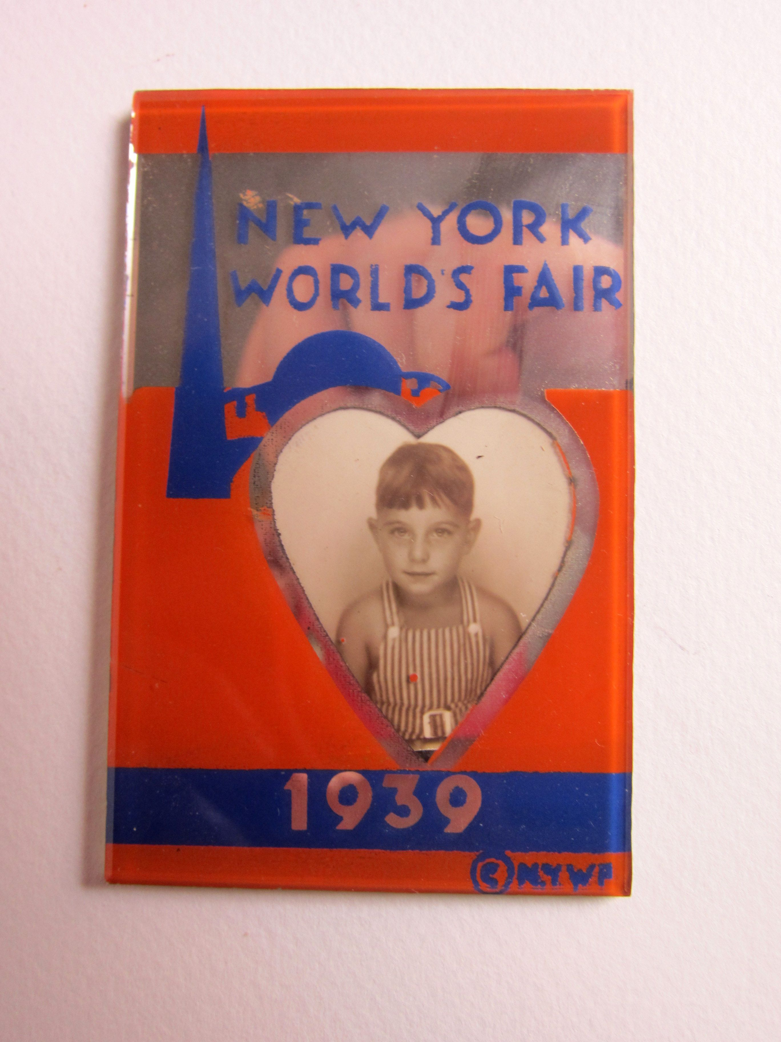 1939 New York World's Fair Mirror (With Images)