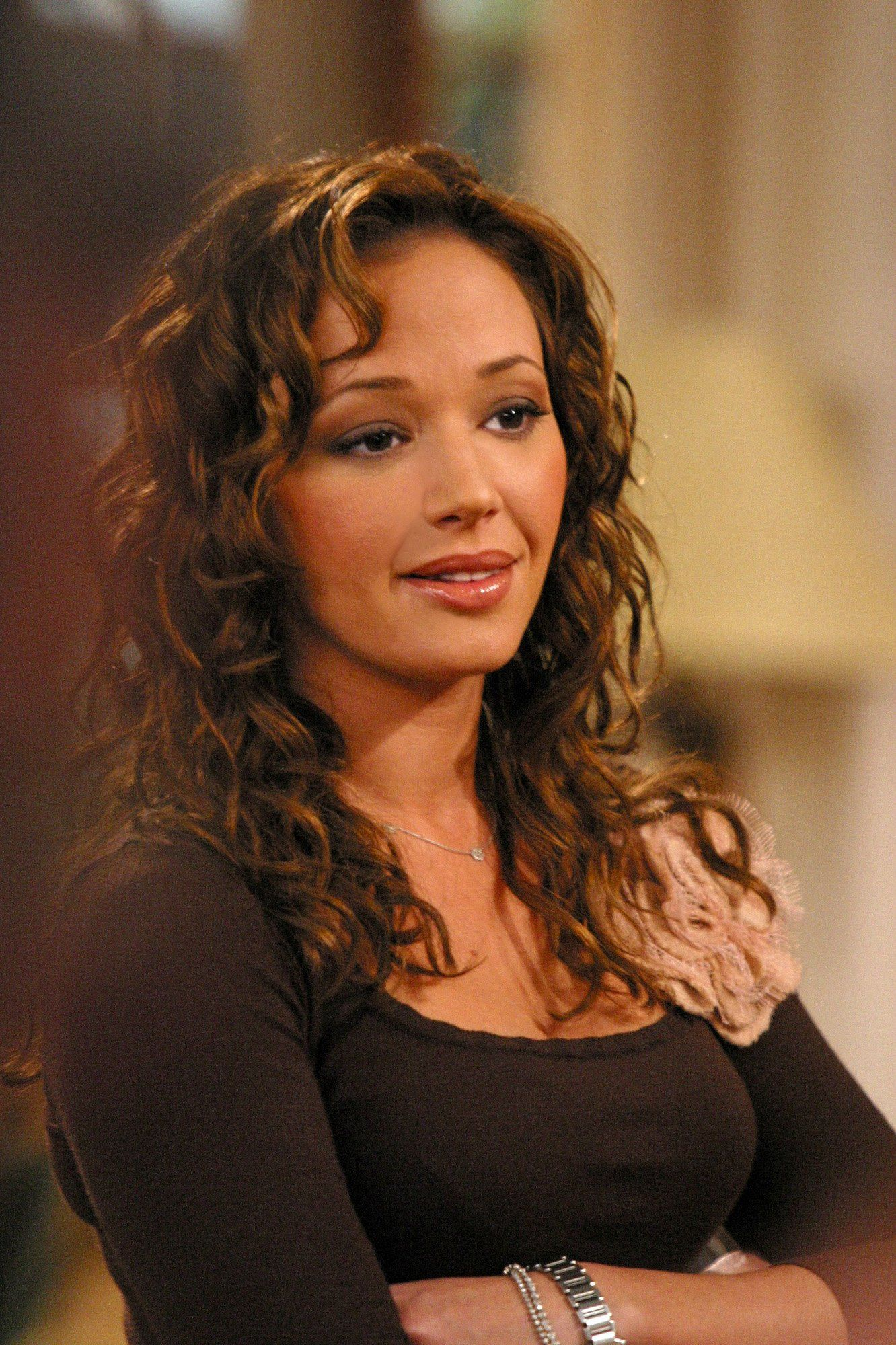 Words... super Chick from king of queens
