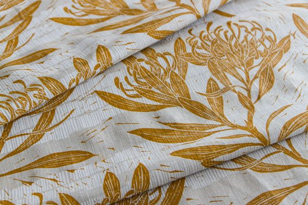Beautiful textiles by Ink and Spindle