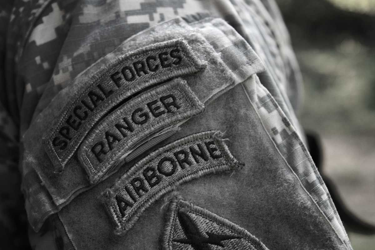 Triple Canopy - Special Forces Ranger and Airborne & The infamous