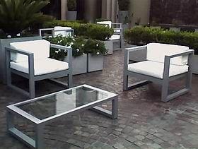 Resultado de imagen para muebles de caño estructural | TABLE - CHAIR ...