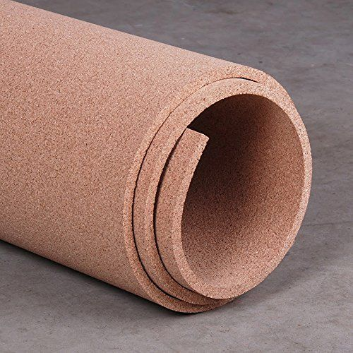 Natural Cork Roll 4 X 6 X 1 2 Thickest Available Man Https Www Amazon Com Dp B00xczgpp4 Ref Cm Sw R Pi Dp U X Vrheabp Cork Roll Cork Panels Cheap Diy