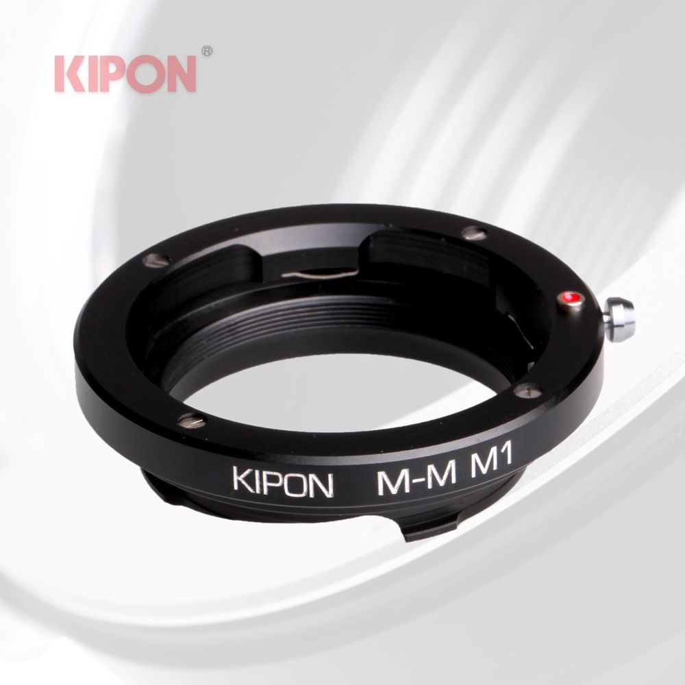 Kipon Macro Adapter M1 for Leica M Lens to Live View Leica M typ 240 Camera #Kipon