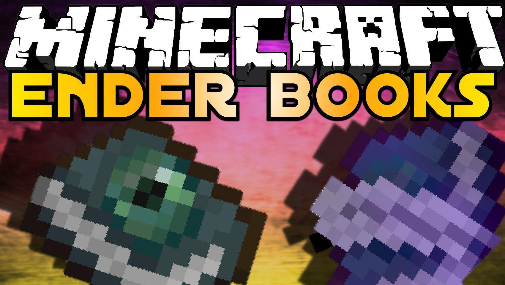 Ender Book Mod For Minecraft MinecraftIOCom - Minecraft player teleport mod