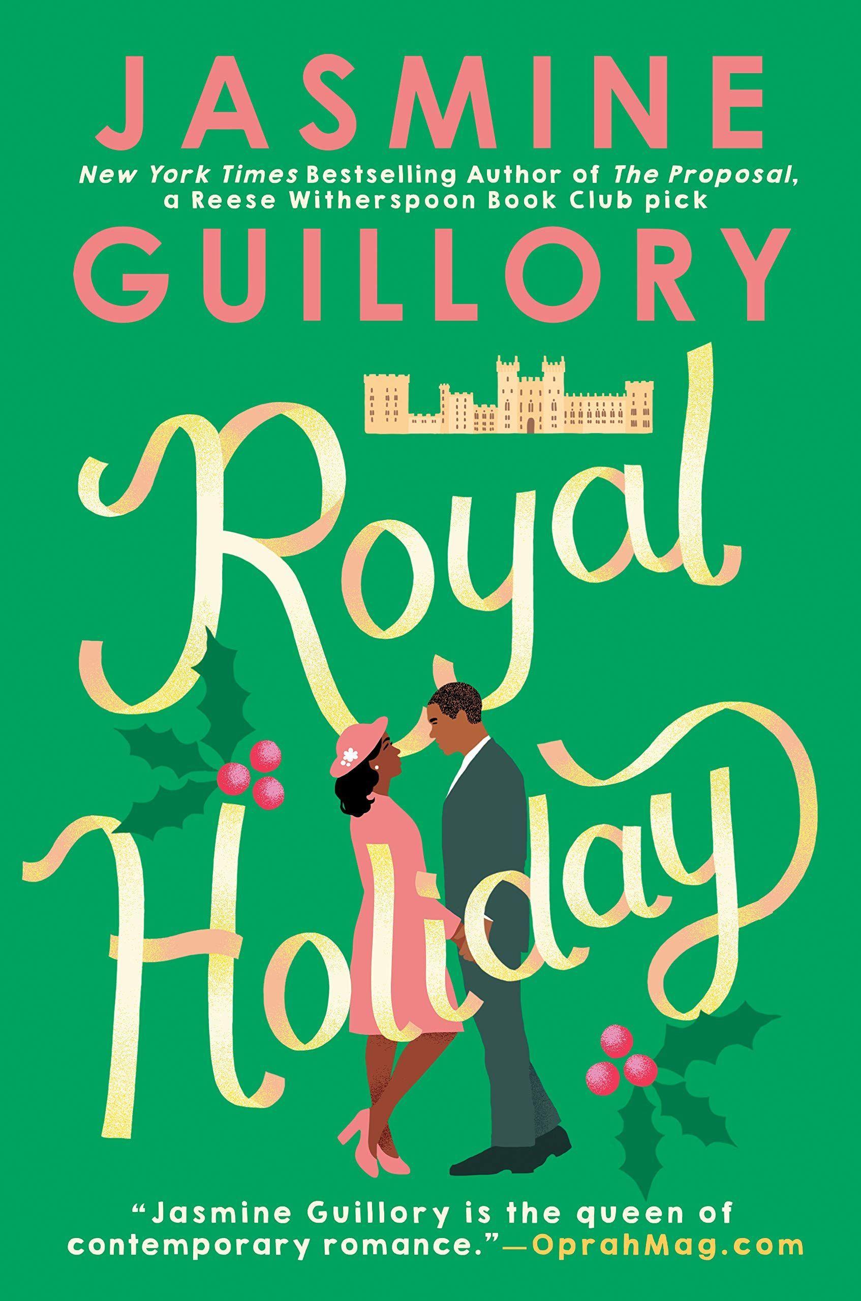 Jasmine Guillory Royal Holiday / awordfromJoJo