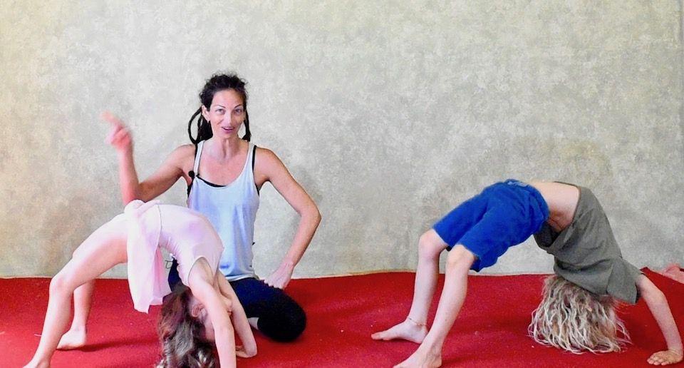 A complete online preschool gymnastics course includes