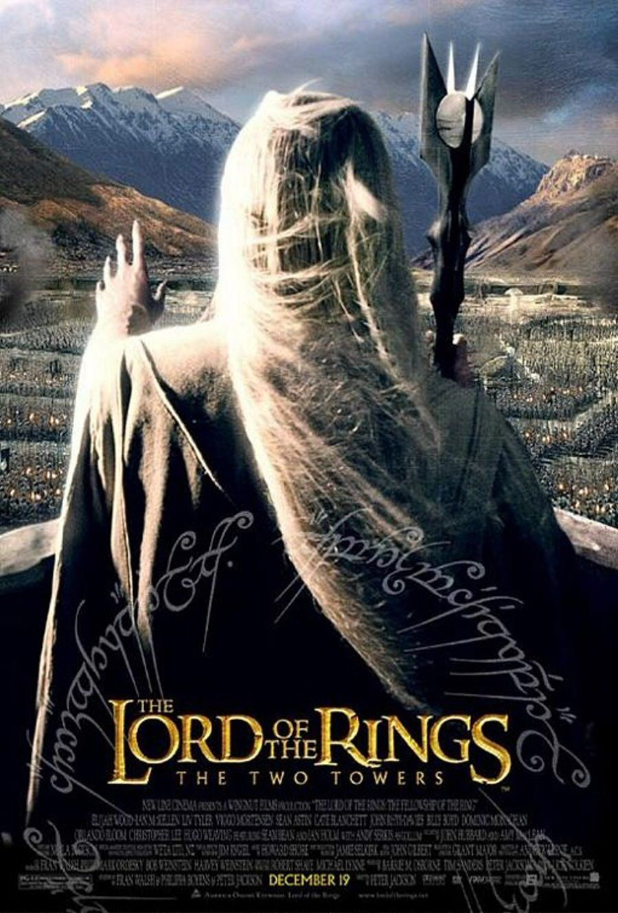Pin By Amber Beasley On Movies Watched 2019 The Two Towers Lord